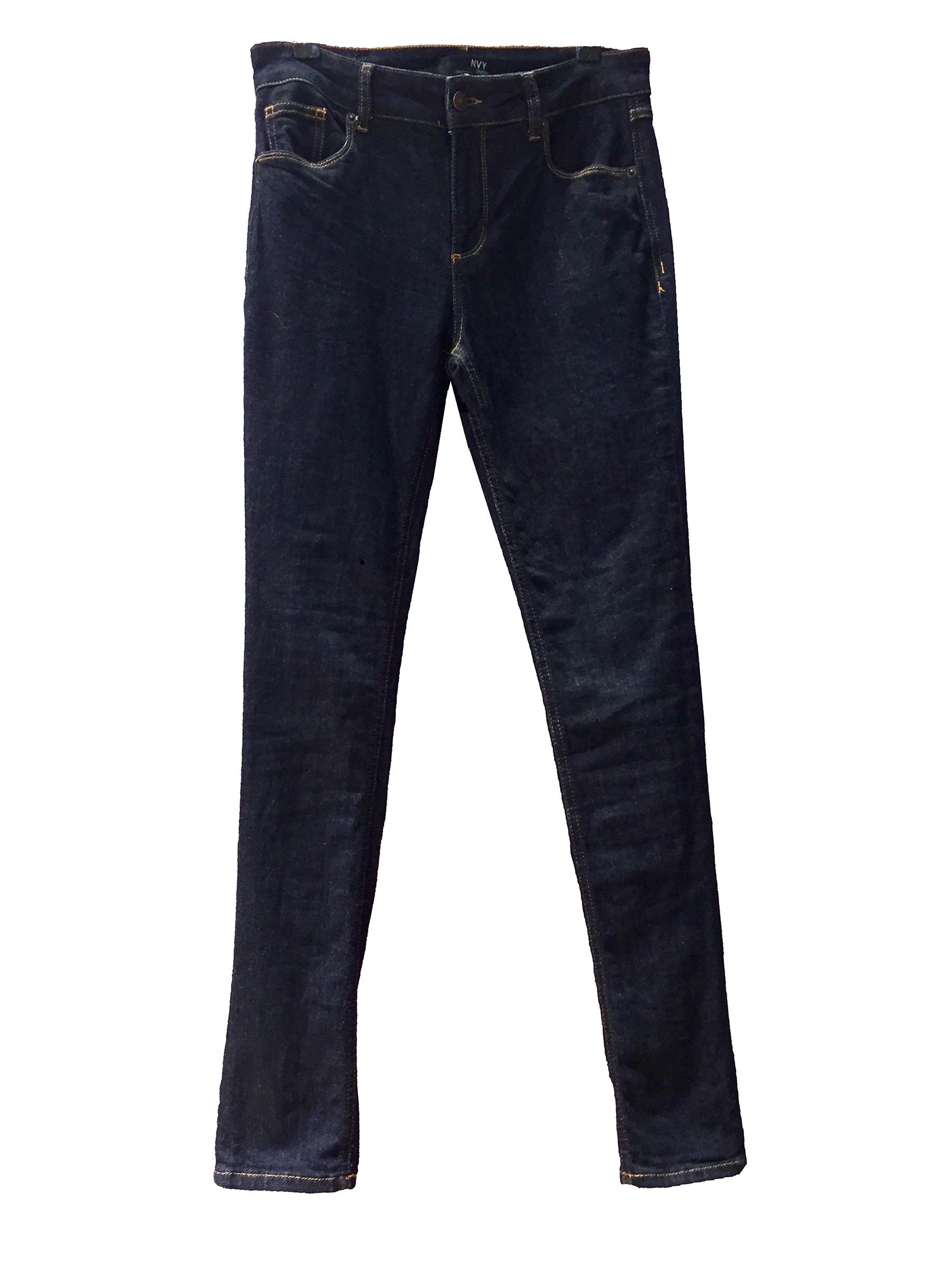 Pantalon jean délavé
